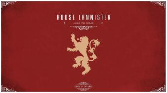 Game of thrones house lannister wallpaper