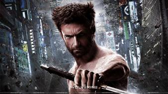 Hugh jackman the wolverine wallpaper