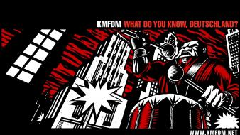 Industrial music kmfdm album covers bands wallpaper