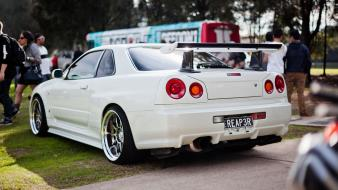 Japanese cars jdm tuned car Wallpaper