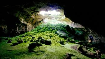 Lava beds national monument nature wallpaper