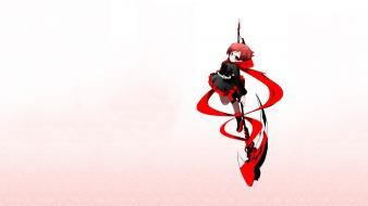 Monty oum rwby ruby rose wallpaper