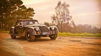Morgan cars roadster wallpaper