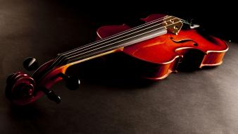 Musical instruments violins wallpaper