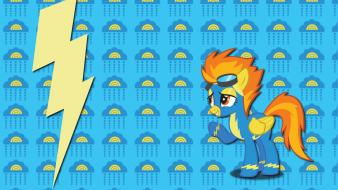 My little pony spitfire mlp character Wallpaper