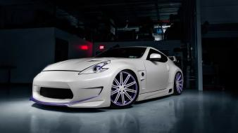 Nissan 370z cars tuning Wallpaper