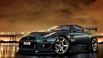 Nissan gtr cars supercars tuning wallpaper