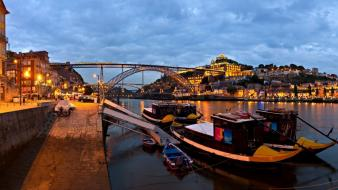 Portugal one popular rivers tourist wallpaper