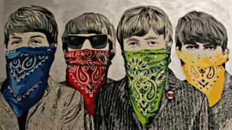 Rock band music the beatles bandit wallpaper