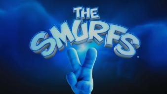 The smurfs 2 wallpaper