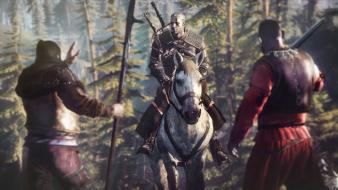 The witcher 3: wild hunt geralt video games wallpaper
