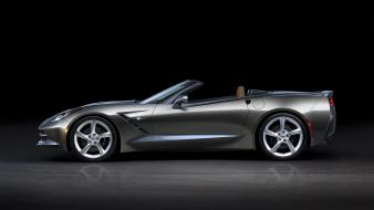 2014 corvette stingray convertible wallpaper