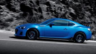 2014 gt subaru brz blue cars wallpaper