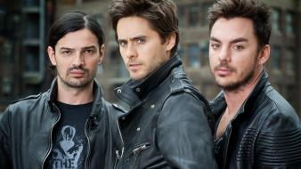 30 seconds to mars jared leto music Wallpaper