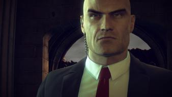 Agent 47 hitman absolution Wallpaper