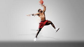Artwork basketball sports wallpaper