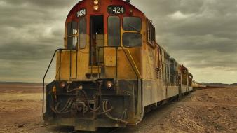 Atacama desert chile clouds deserts diesel locomotives wallpaper