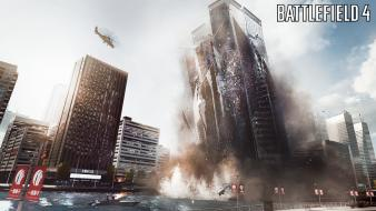 Battlefield 4 electronic arts frostbite 3 levolution shanghai Wallpaper