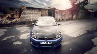 Bbm volkswagen golf cars static wallpaper