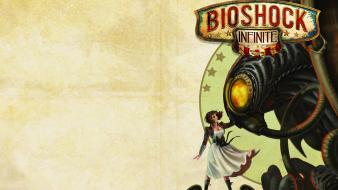 Bioshock infinite burial at sea gi songbird wallpaper