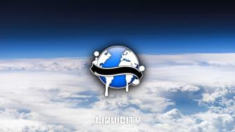 Clouds drum and bass liquicity wallpaper