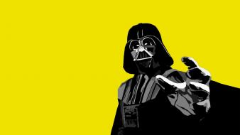 Darth vader star wars funny wallpaper