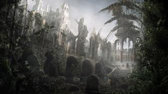Destruction graveyards wallpaper