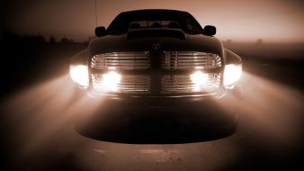 Dodge ram cars pickup trucks vehicles wallpaper