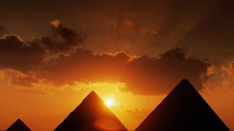 Egypt giza pyramid wallpaper