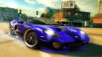 Ford gt need for speed undercover cars games wallpaper