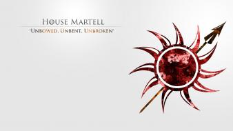 Game of thrones house martell Wallpaper