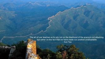 Great wall of china quotes wallpaper