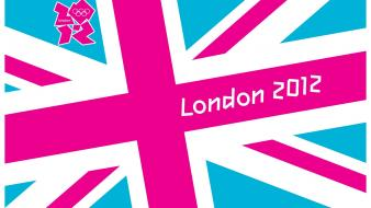 London 2012 olympics union jack united kingdom flags wallpaper