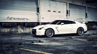 Nissan gtr automobile cars r35 wallpaper