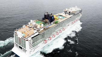 Norwegian cruise line epic ships wallpaper