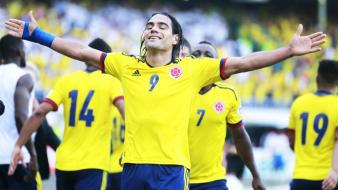 Radamel falcao colombia wallpaper