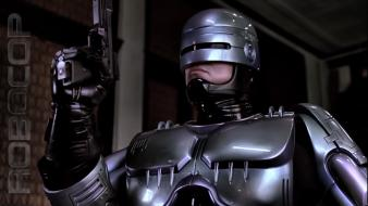 Robocop tv series Wallpaper