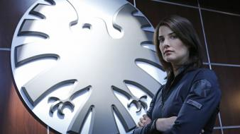 S.h.i.e.l.d. cobie smulders maria hill tv series wallpaper