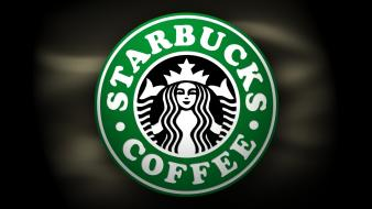 Starbucks logo wallpaper