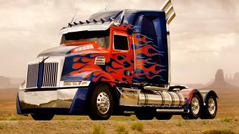 Transformers 4 optimus prime wallpaper