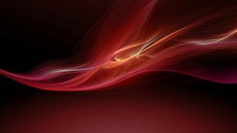 Xperia z red Wallpaper