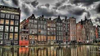 Amsterdam wallpaper