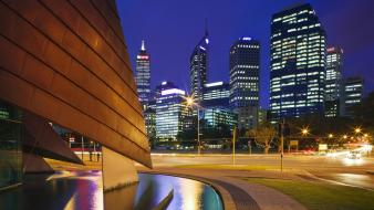 Australia perth bell tower wallpaper