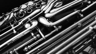 Backgrounds metal metallic monochrome musical instruments wallpaper