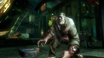Bioshock 2 game screenshots video games Wallpaper
