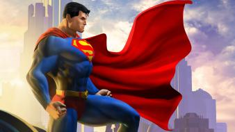 Dc universe online superman wallpaper