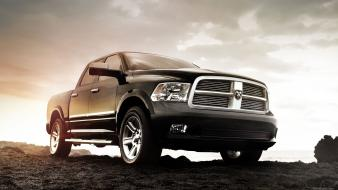 Dodge ram cars 1500 pickup trucks Wallpaper