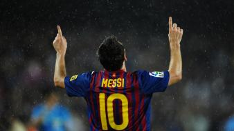 Fc barcelona lionel messi football players sports wallpaper