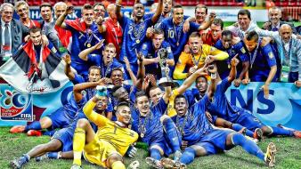 France national football team french soccer Wallpaper