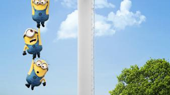 Funny minions pictures wallpaper
